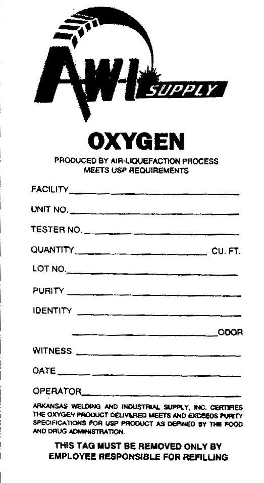 oxygentag