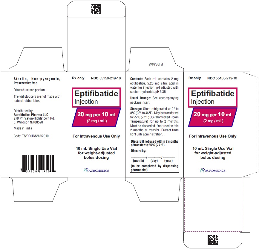 PACKAGE LABEL-PRINCIPAL DISPLAY PANEL - 20 mg per 10 mL (2 mg / mL) - Container-Carton (1 Vial)