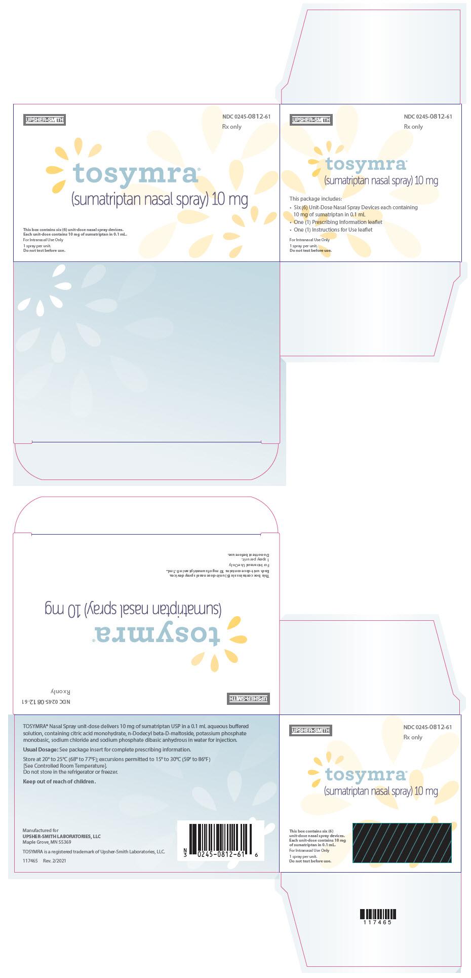 PRINCIPAL DISPLAY PANEL - 6 Bottle Blister Pack Carton