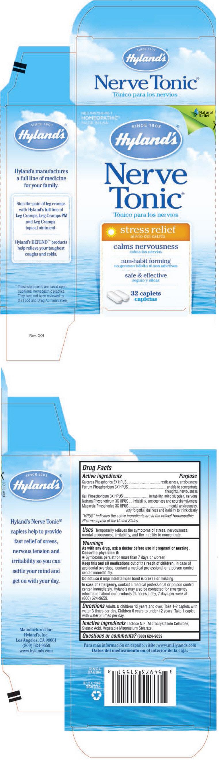 Principal Display Panel - 32 Caplet Bottle Carton