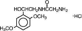 midodrine-structure