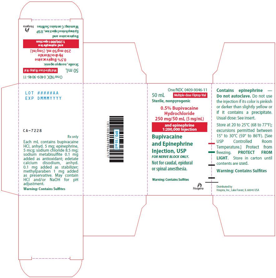 PRINCIPAL DISPLAY PANEL - 250 mg/50 mL Vial Carton
