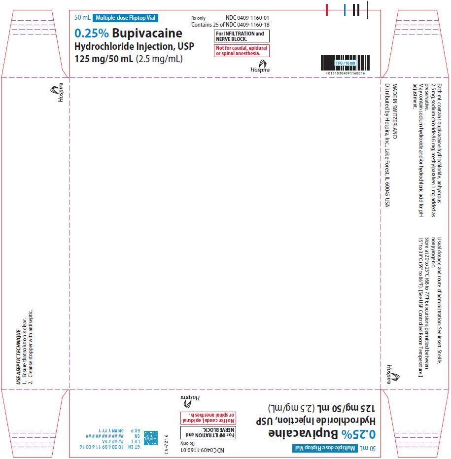 PRINCIPAL DISPLAY PANEL - 125 mg/50 mL Vial Tray