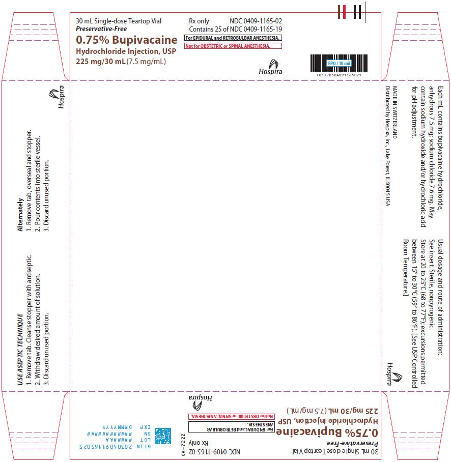 PRINCIPAL DISPLAY PANEL - 225 mg/30 mL Vial Tray