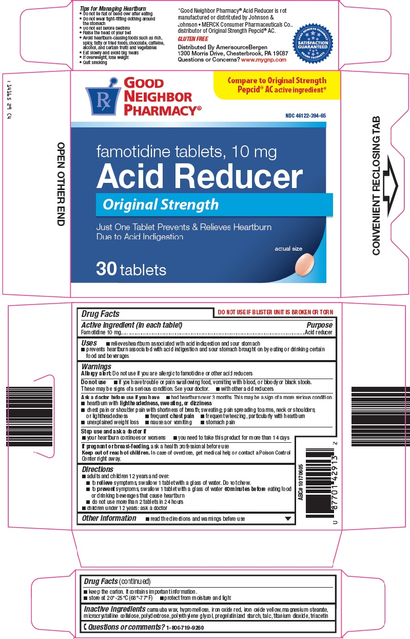 Good Neighbor Pharmacy Acid Reducer image