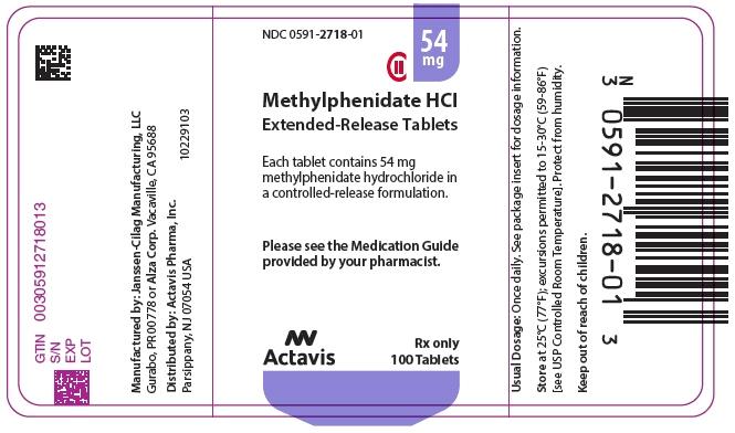 PRINCIPAL DISPLAY PANEL - 54 mg Tablet Bottle Label