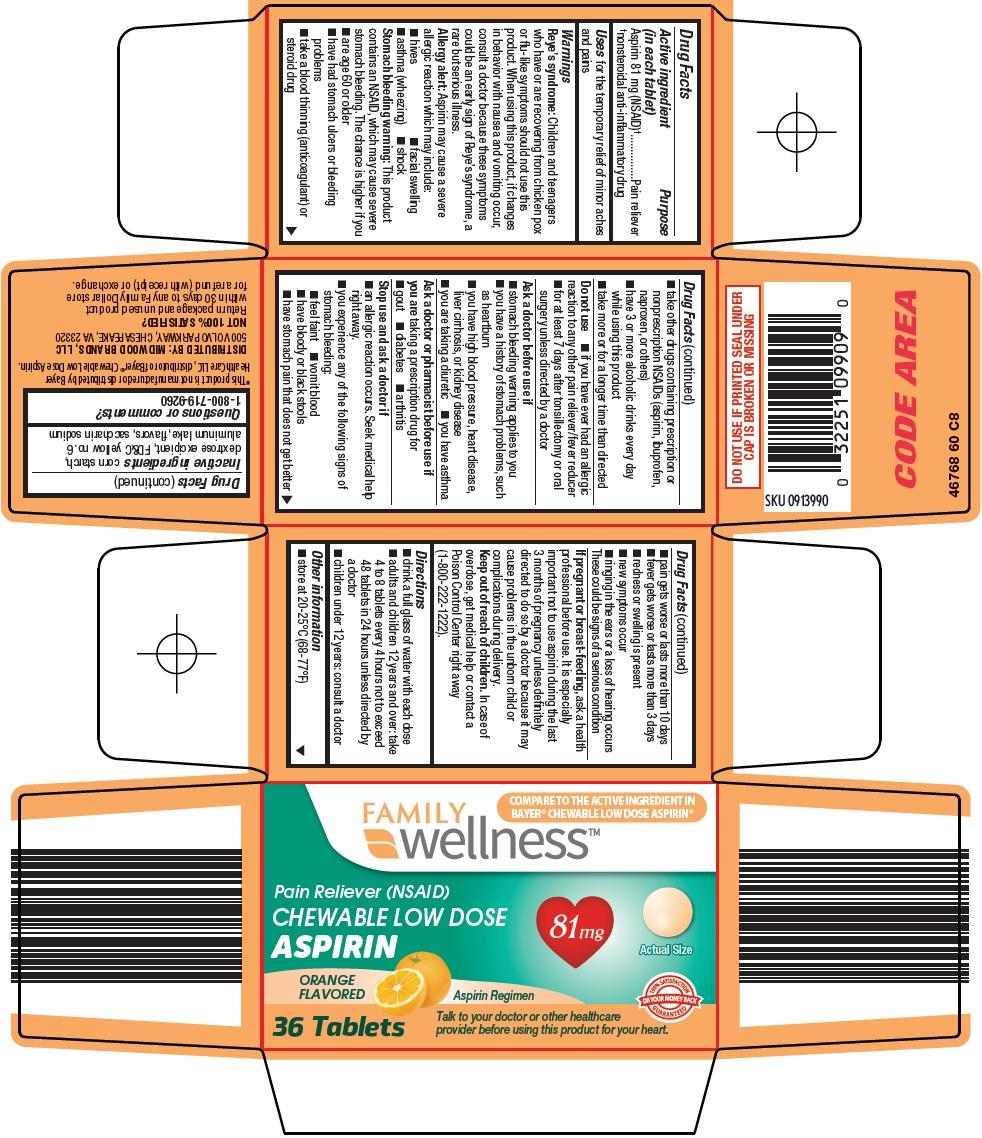 Aspirin Carton