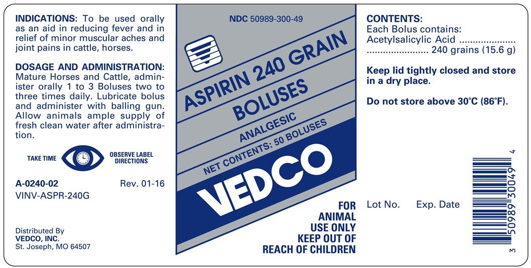 VED Aspirin 240