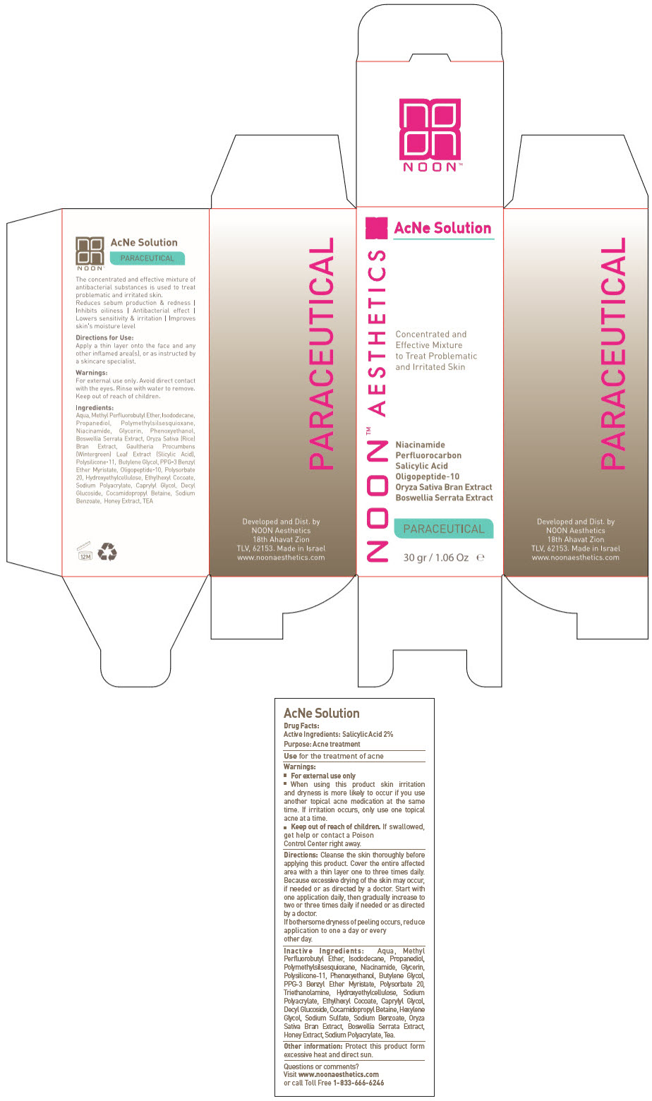 PRINCIPAL DISPLAY PANEL - 30 g Bottle Carton