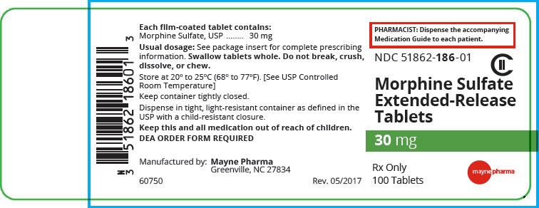 PRINCIPAL DISPLAY PANEL - 30 mg Tablet Bottle Label