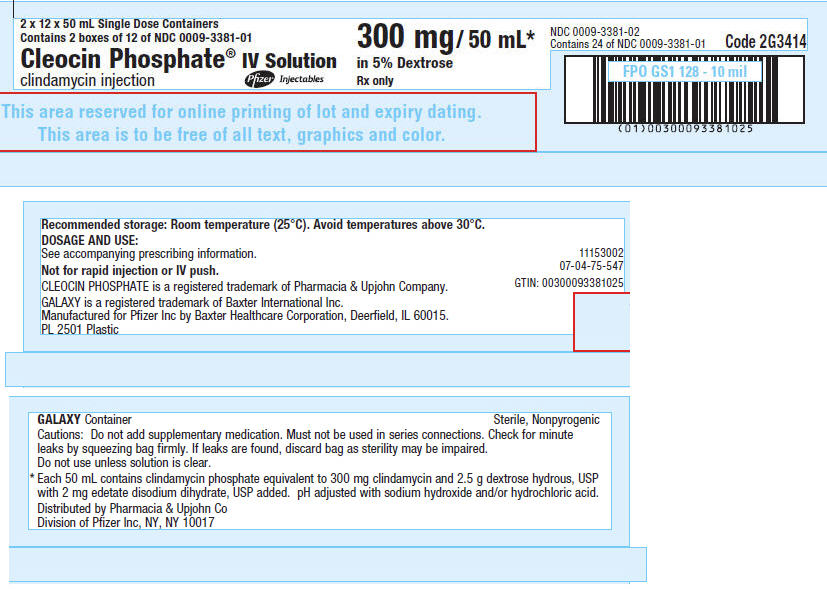 PRINCIPAL DISPLAY PANEL - 300 mg/ 50 mL Container Carton