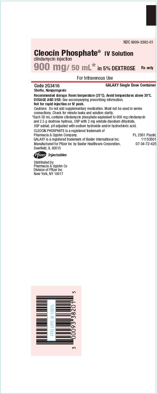 PRINCIPAL DISPLAY PANEL - 900 mg/ 50 mL Container Label