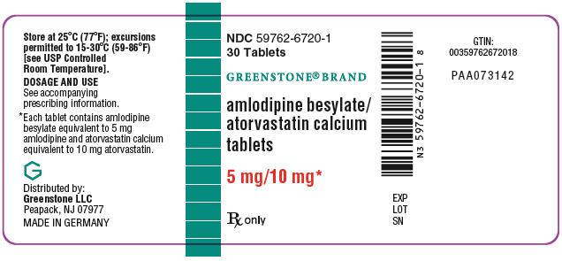 PRINCIPAL DISPLAY PANEL - 5 mg/10 mg Tablet Bottle Label
