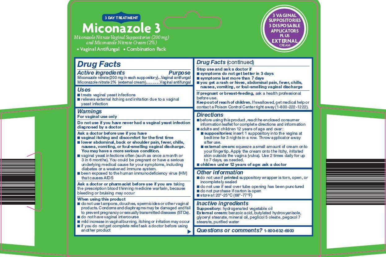 Kroger Miconazole 3 image 2