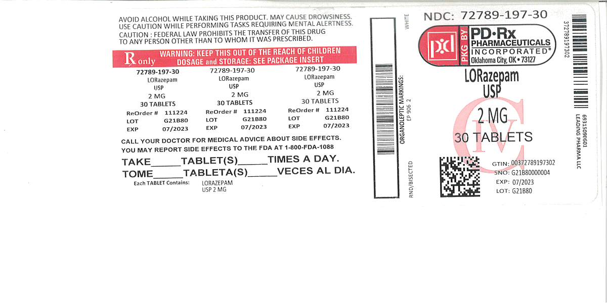 72789197 Label