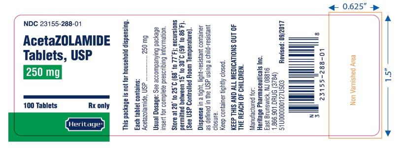 label 250 mg 100 tablets