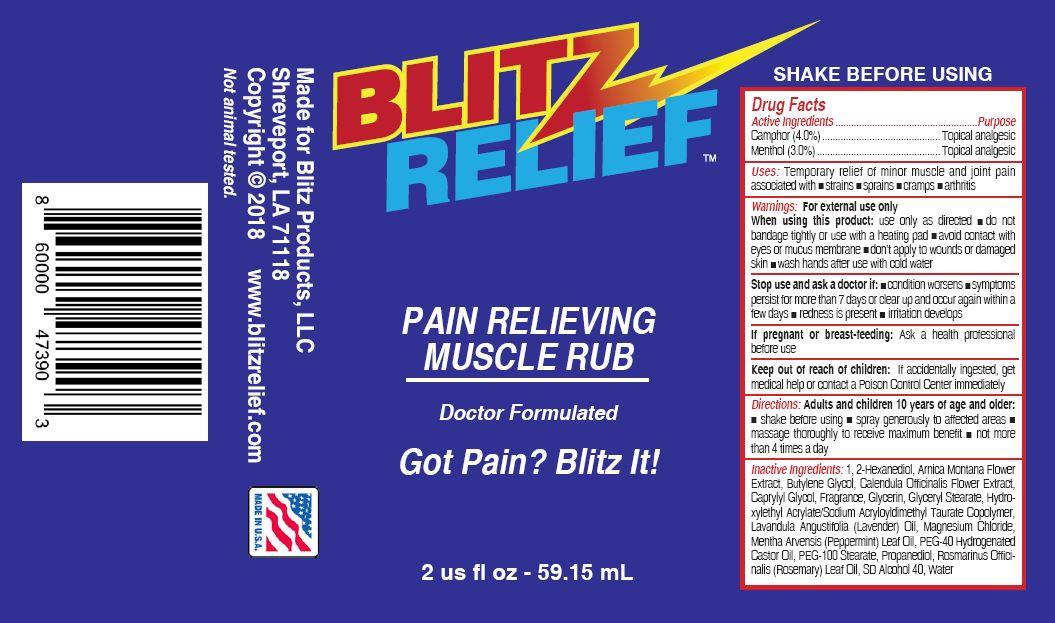 01b LBL_Blitz_Pain Relief_2oz