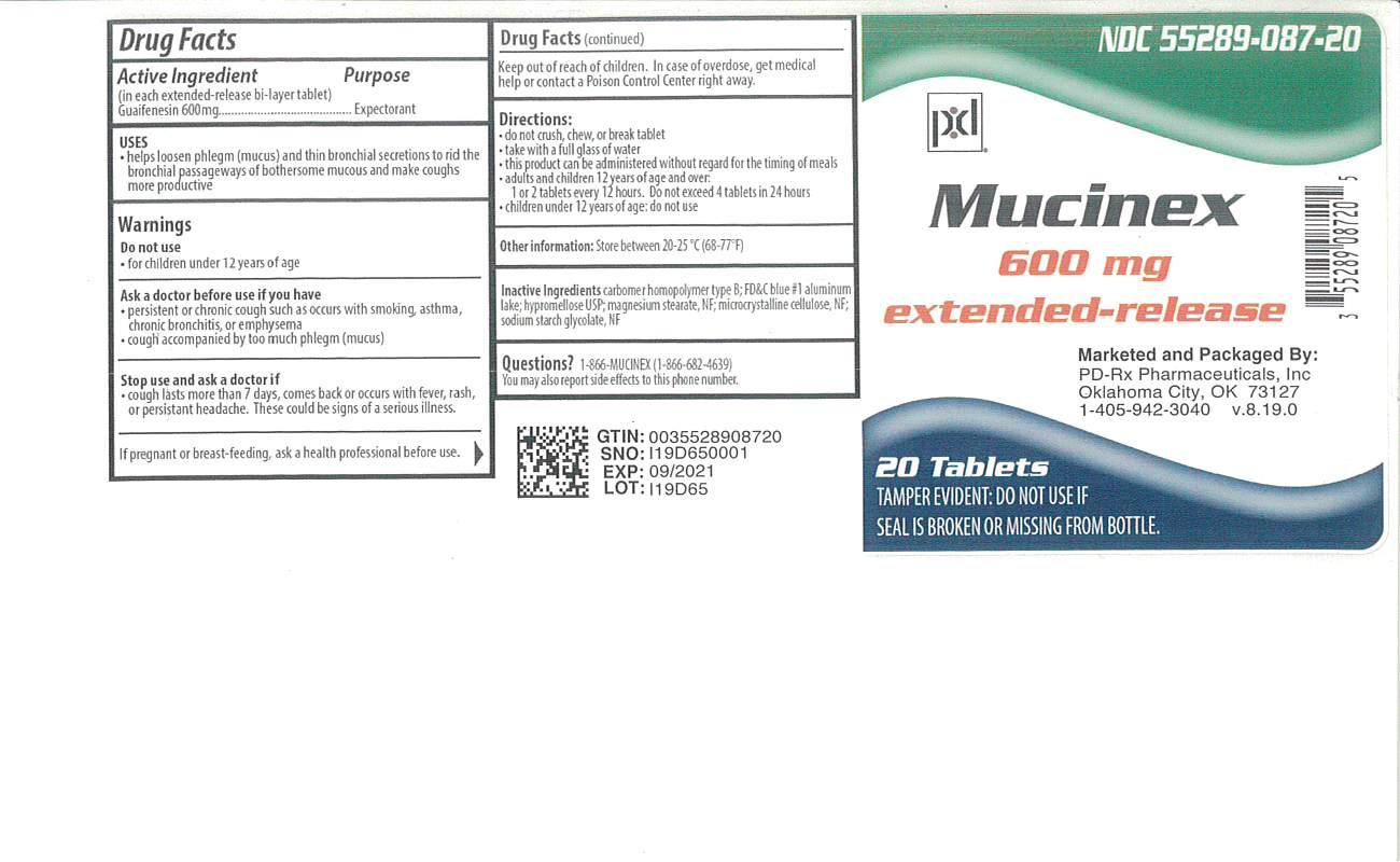 55289087 Label