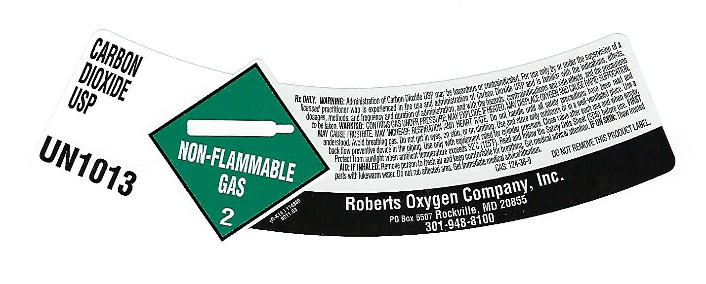 image of cylinder label