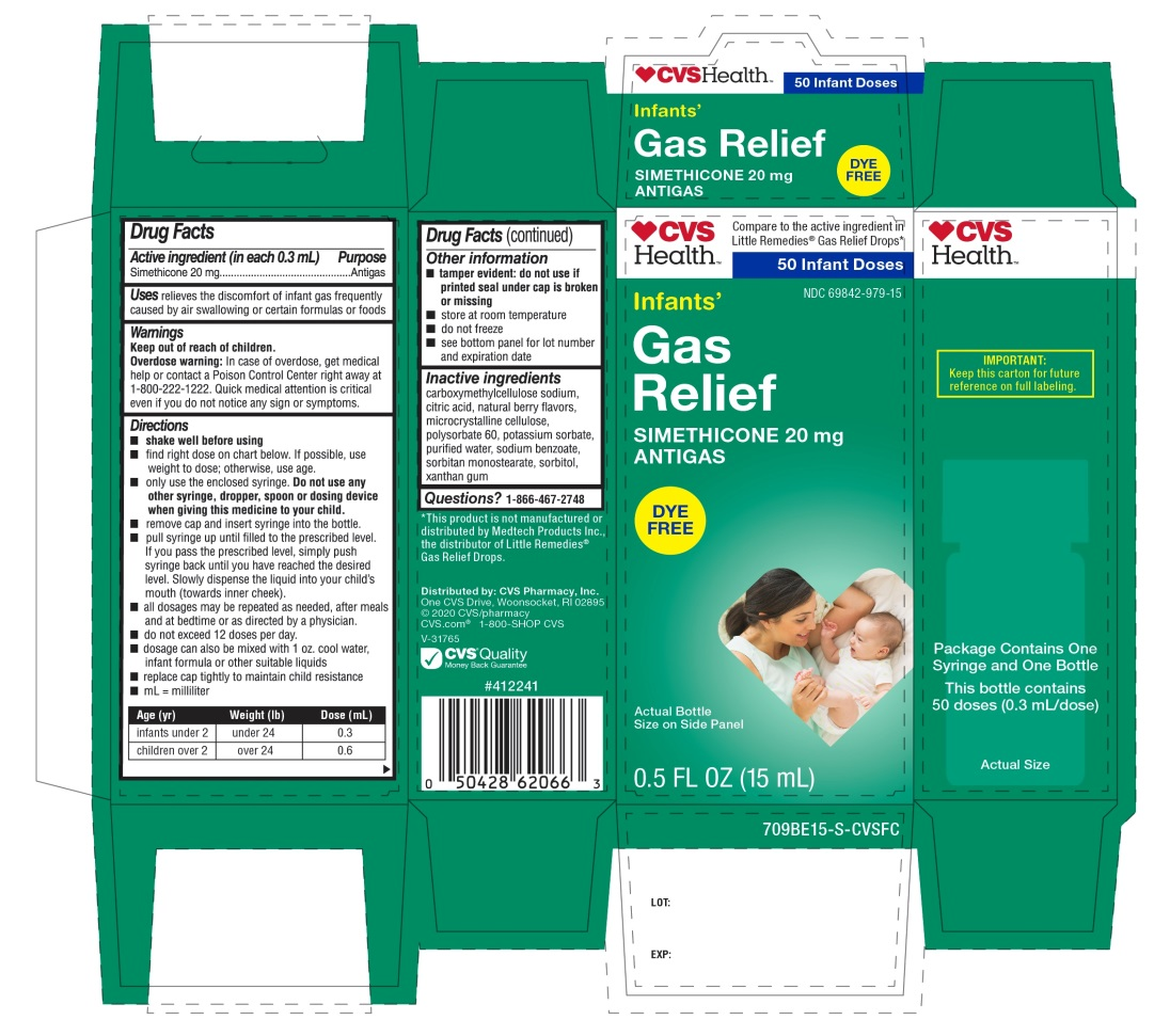 CVS Health Infant Gas Relief 50 doses