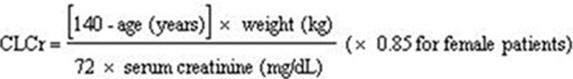 gabapentin-equation