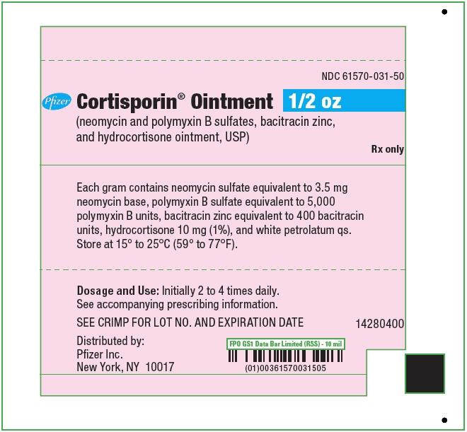 PRINCIPAL DISPLAY PANEL - 1/2 oz Tube Label