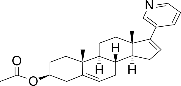 abiraterone-structure