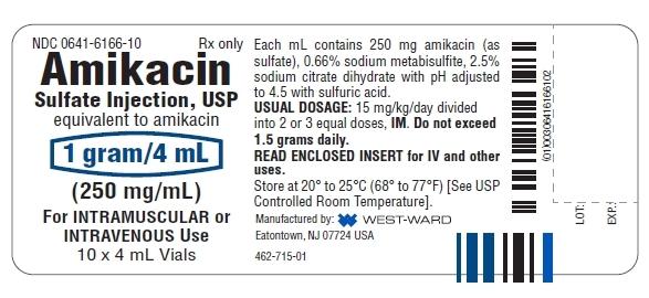 4 mL vial x 10 shelfpack revised pH