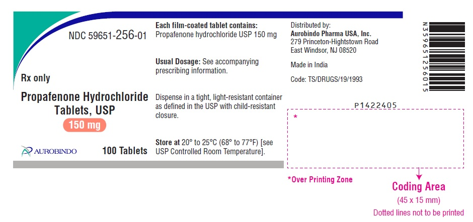Propafenone Hydrochloride Tablets, USP 150 mg
