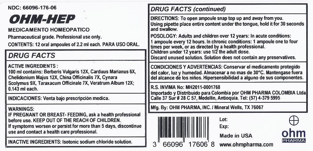 Terrain Box label Spanish