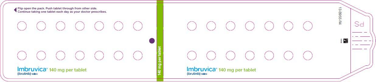 PRINCIPAL DISPLAY PANEL - 28 Tablet Blister Strip (Back)