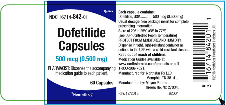 PRINCIPAL DISPLAY PANEL - 0.500 mg Capsule Bottle Label