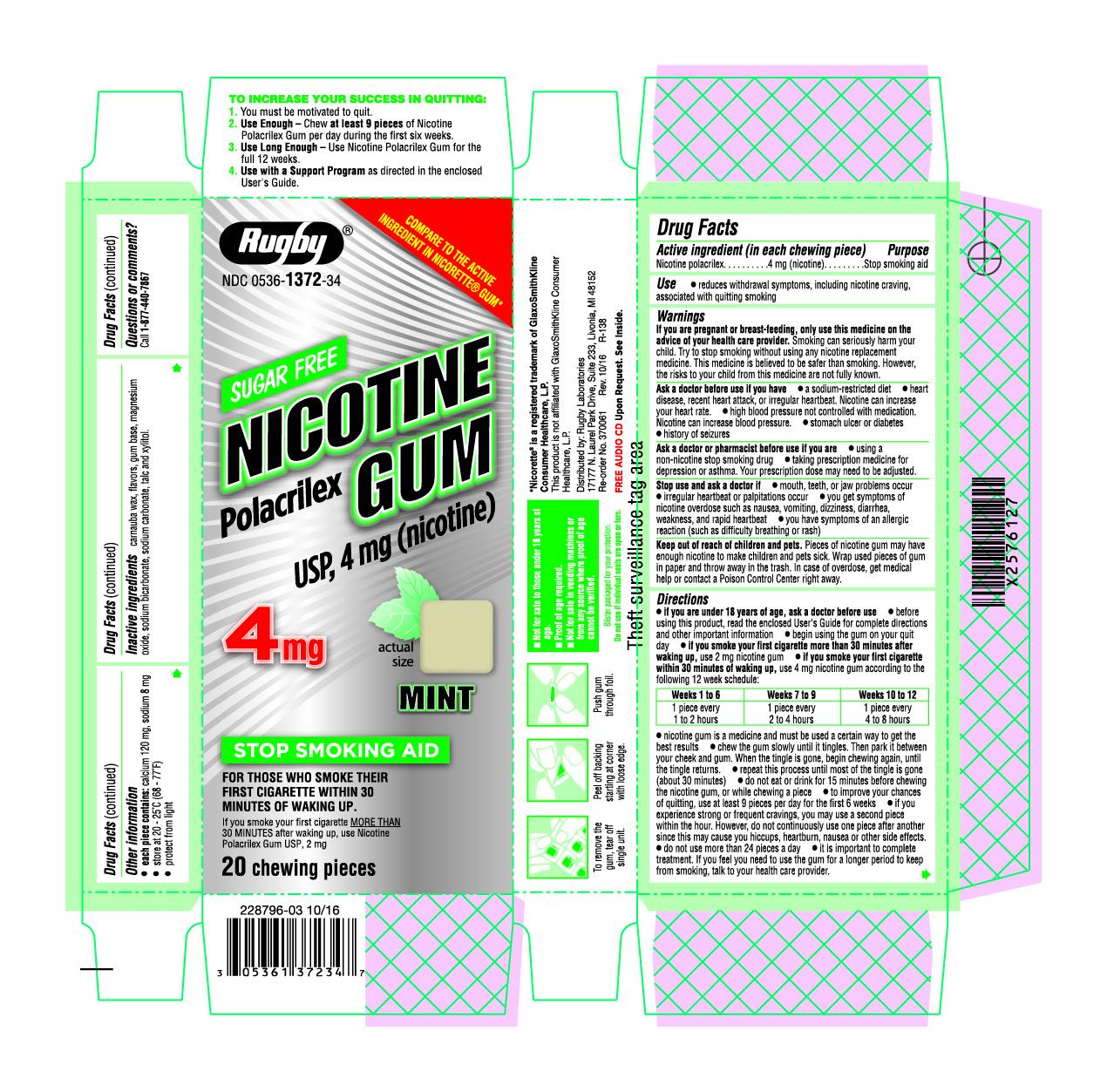 4 mg 20 count MINT