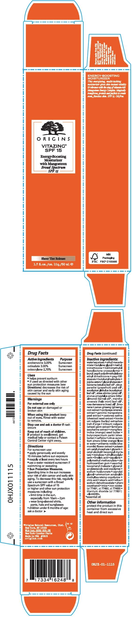 PRINCIPAL DISPLAY PANEL - 50 ml Tube Carton