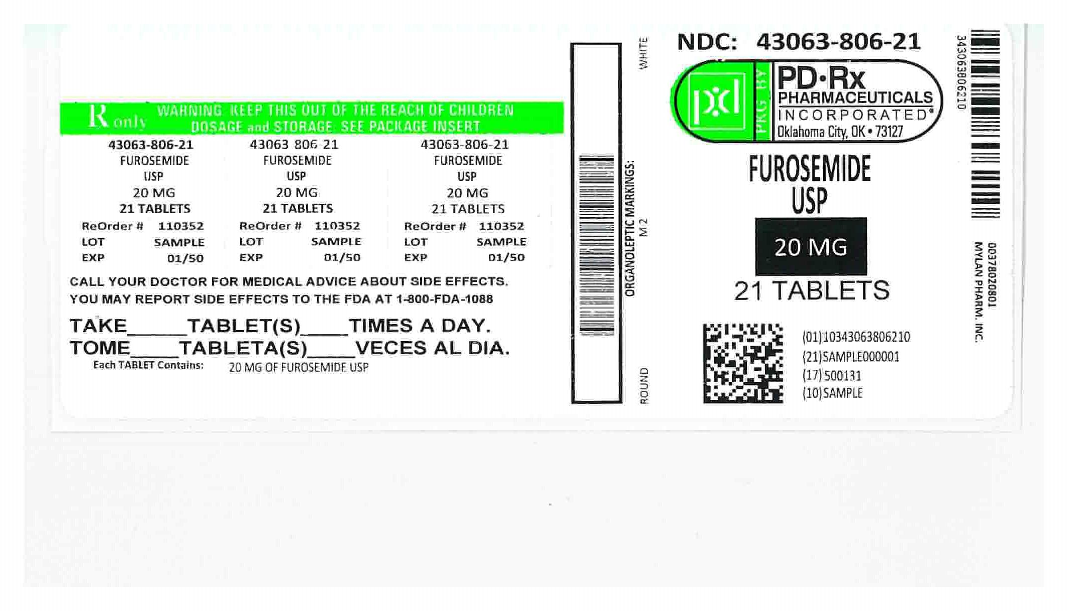 43063806 Label