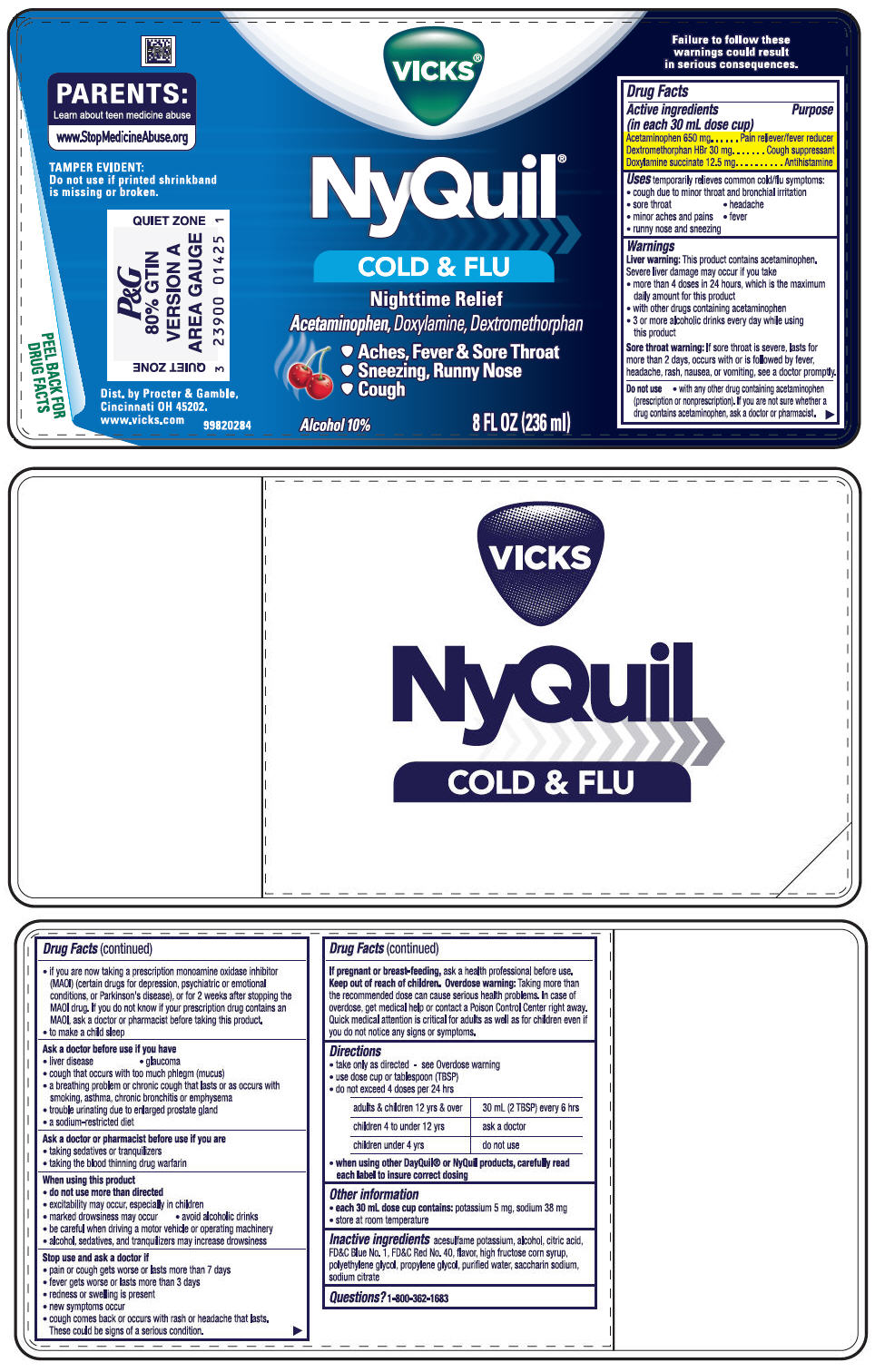 PRINCIPAL DISPLAY PANEL - 360 ml Bottle Label
