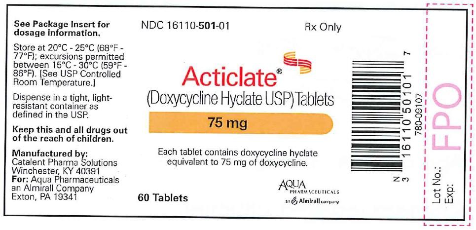 75 mg Tablet 60-count Bottle Label