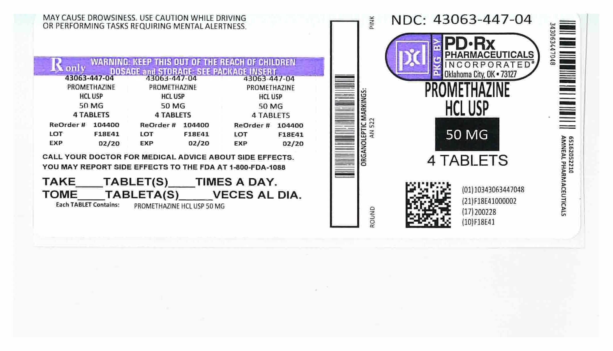 43063447 Label