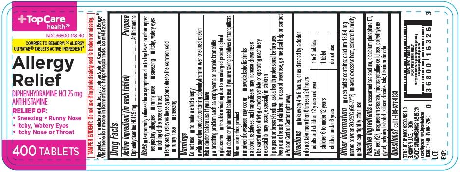 PRINCIPAL DISPLAY PANEL - 400 Tablet Bottle Label