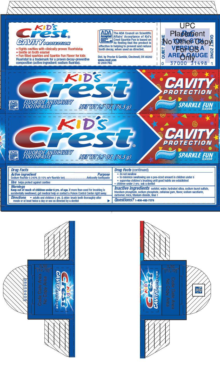 Principal Display Panel - 76.5 g Tube Carton