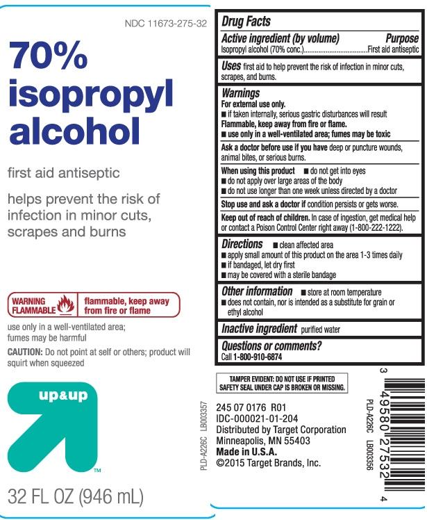 Isopropyl alcohol (70 % conc.)