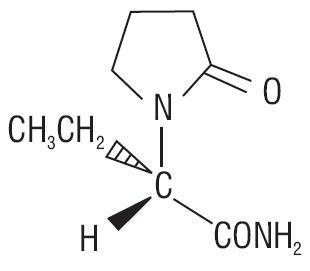 levetiracetam-structure