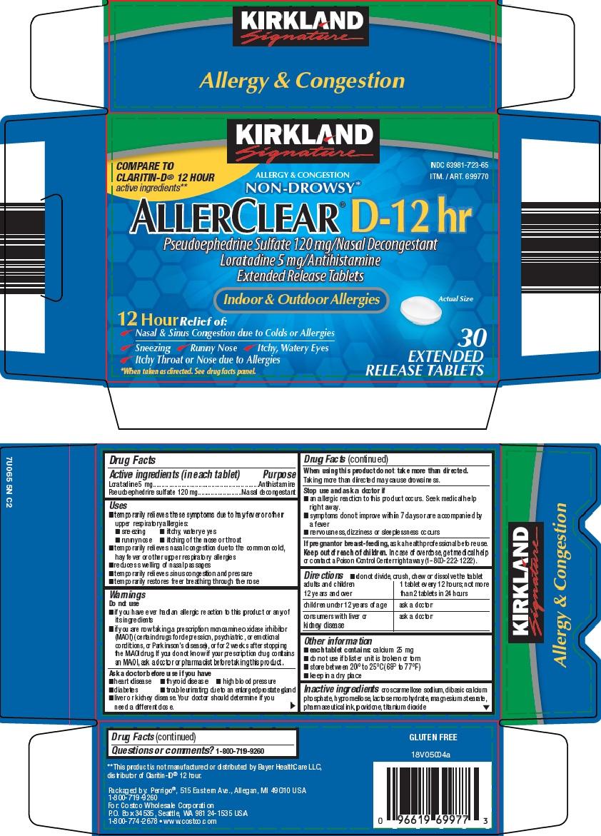 aller clear d 12 hr image