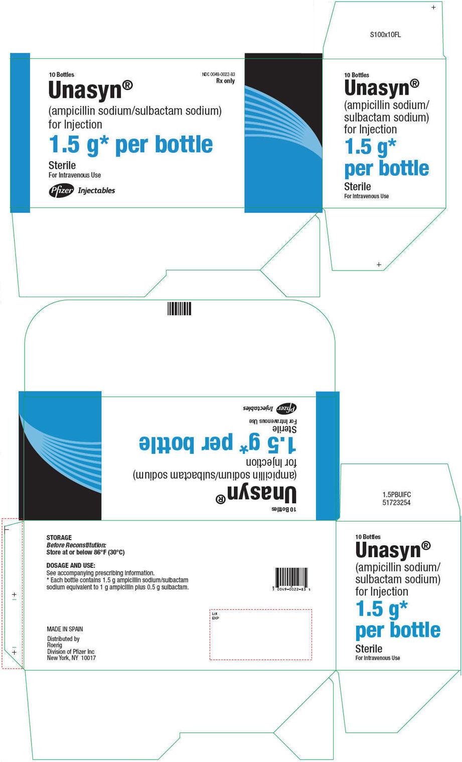 PRINCIPAL DISPLAY PANEL - 10 x 1.5 g Bottle Carton