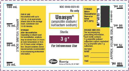 PRINCIPAL DISPLAY PANEL - 3 g Bottle Label