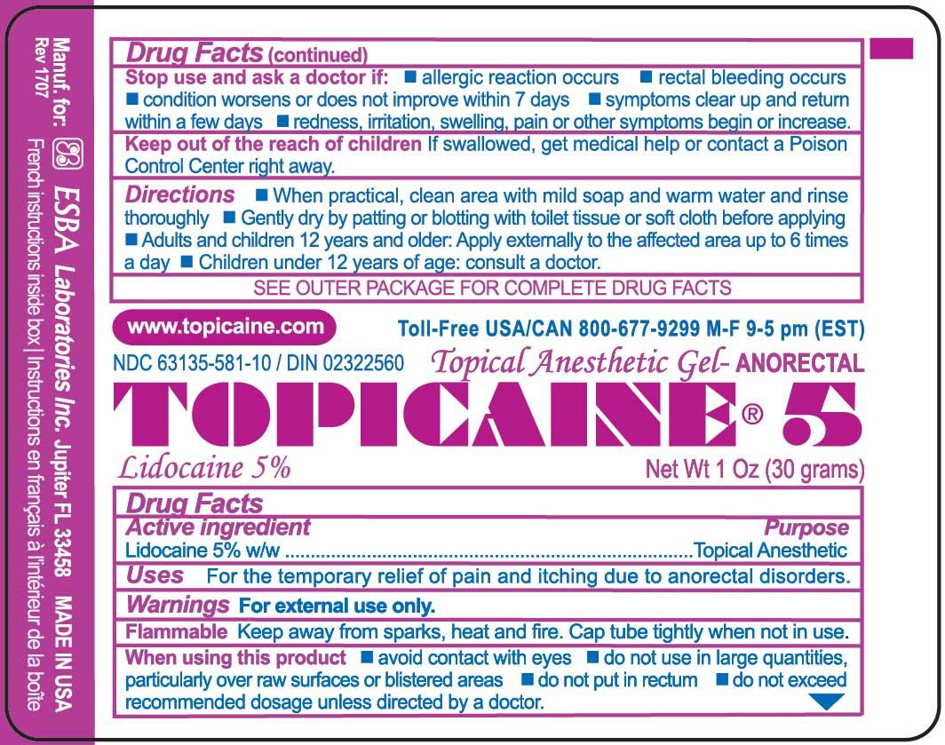 TOP5-030 label