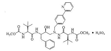 Reyataz Chemical Structure
