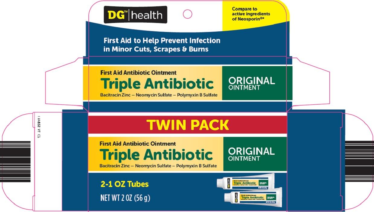 DG Health Triple Antibiotic image 1