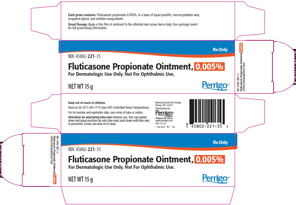 Fluticasone Propionate Ointment