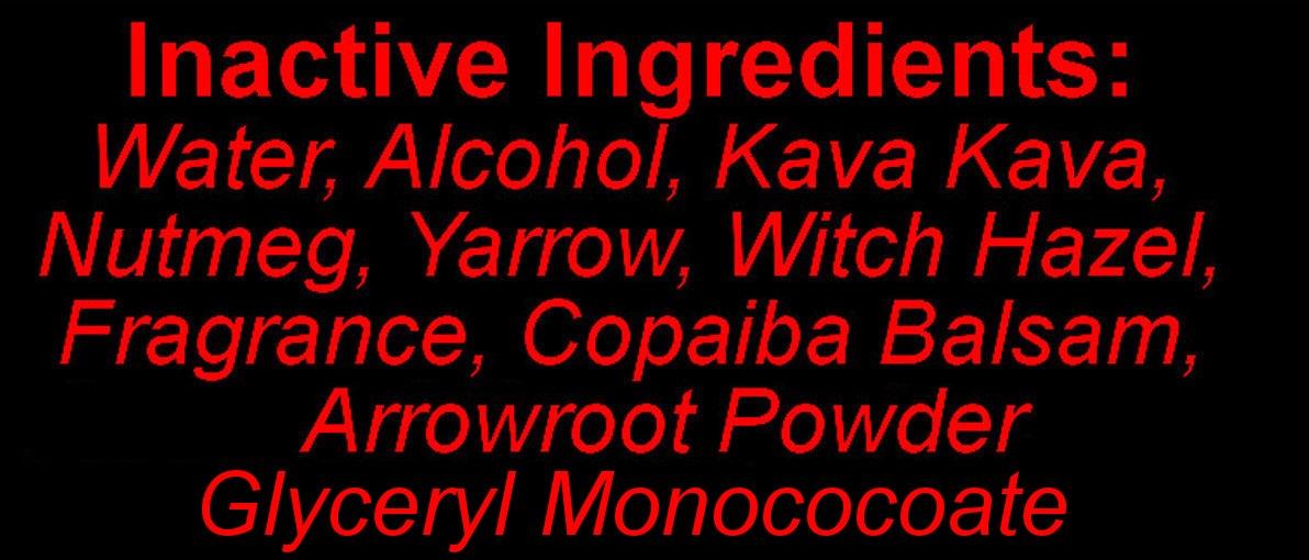 Inactive ingredients